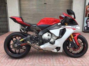 Yamaha R1 2015 HQCN đỏ trắng