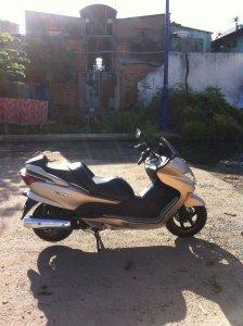 BÁN XE HON DA FORZA 250cc, Zin 99%