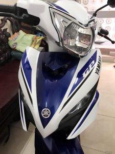 Yamaha exciter 135 trắng xanh GP chính chủ bstp