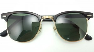 RAY-BAN U.S.A CLUBMASTER.