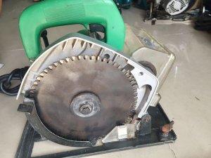 Cưa dĩa Hitachi C6Y1 lưỡi cắt sắt