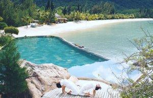 L'Alyana Ninh Vân Bay đẹp tựa một bức tranh sơn thủy hữu tình