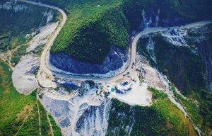 Đèo Đá Trắng địa điểm du lịch mới nổi tại Hà Nội
