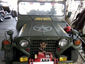 Bán xe Jeep lùn A2 zin 2 cầu