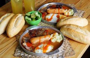 Tổng hợp những món ngon khu vực Trần Duy Hưng