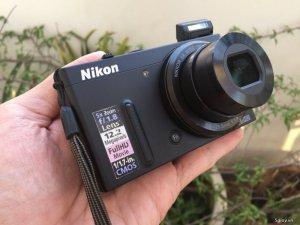 Máy ảnh Nikon Coolpix P330 - 12.2 megapixel