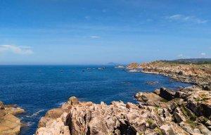 Hòn đảo có lối đi giữa biển cực tuyệt vời bạn hãy đi ngay nhé (P.2)
