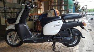 Yamaha Gear 50cc -Kịch Độc- (Chiến Mã Sưu Tầm 1 Thời)
