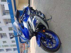Yamaha R3 Odo 299km