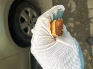 Cartier vân 3 D tuyệt đẹp mới 95% nhạy lửa