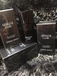 Armani Code edt nam 30ml