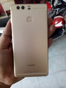Huawei P9 leica 2 camera màu Gold còn bh 2/2018 mới 99,99%