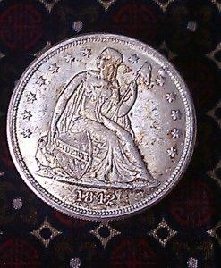 Tiền xu Mỹ xưa