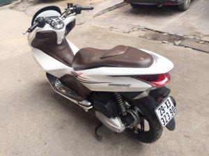 Honda PCX 125 Fi màu trắng 2012 biển đẹp 29X3-32390