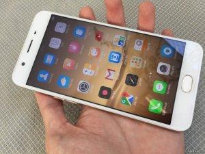 Oppo F1s màu Gold - Máy chính hãng Thegioididong còn bảo hành 6 tháng