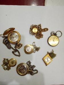 Đồng hồ Quả Quýt - Hàng xách tay từ mỹ - Đồ cổ