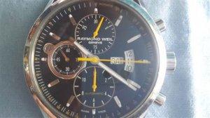 RAYMOND WEIL Chronograph Automatic Call 7730