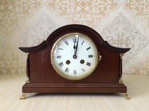 Đồng hồ để bàn G.B & E gong vòng sx Pháp 1920