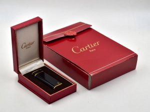 Cartier de Must Oval Full Set New