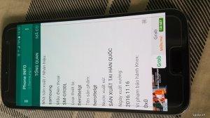 Samsung S7 Black 32G cần bán