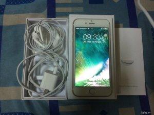 iPhone 6 16Gb Gold máy Mỹ đẹp 99% Fullbox!!!
