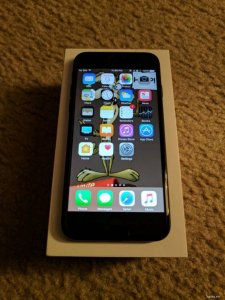 iPhone 7 32gb 99% full box