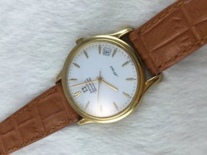 Zenith Automatic 670 Chronometer solid 18k gold Limited 063/500 Dial's Enamel