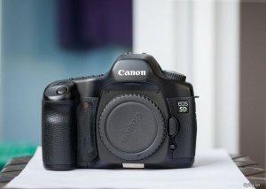 Thanh lý nguyên bộ 5D, lens, Flash + đồ chơi
