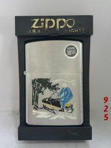 Z.925 __brushed chrome 1990 __chủ đề trượt tuyết