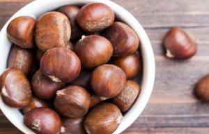 Những bài thuốc cực hay với hạt dẻ, vua của các loại quả khô