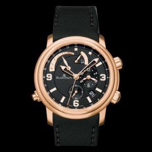 Blancpain Leman Alarm GMT elite swiss made