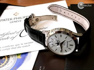 (MS: 02) PATEK PHILIPPE 5396G (White Gold)