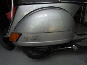 Xe Vespa Excel đăng ký năm 1998,xe đẹp còn nguyên bản,biển số 43-LH:090522211 8