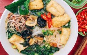 Thiên đường bún ngon xung quanh tại Hà Nội cực ngon (P.2)