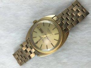Omega Constellation Chronometer 4300 Day-Date Automatic demi 14k & Bracelet Cal751