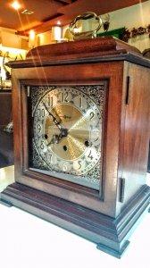 Hai đồng hồ để bàn cổ. Made in Germany. Hàng độc và hiếm
