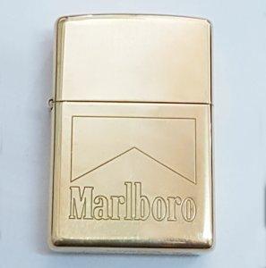 Giao lưu chia lửa Zippo La Mã đời XVI 2000 Malboro C02