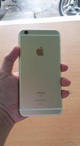 IPHONE 6s Plus 64G Gold quốc tế 99.9% nguyên zin