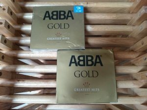 CD: ABBA-Gold - Greatest Hits - 40th Anniversary Edition