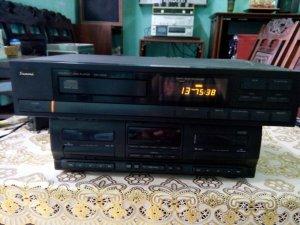 Đầu CD  Sansui  V1000 .