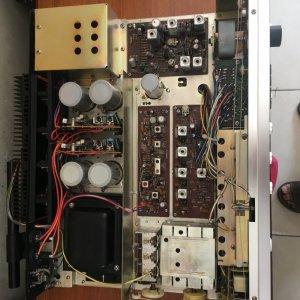 Bán sansui 5000x power Dính