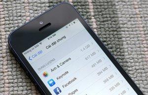 Làm sao để tăng thêm dung lượng bộ nhớ cho iPhone?