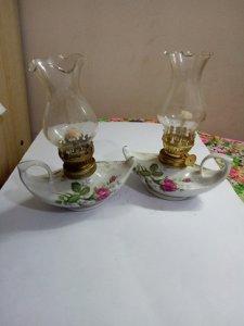 Cặp đèn dầu - Hàng xách tay từ Mỹ-800k