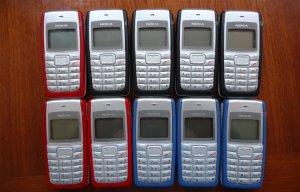 Hướng dẫn phân biệt Nokia 1110i - 1110 - 1112 zin và hàng dựng lại