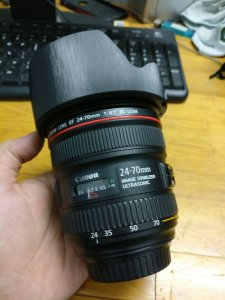 Cần bán Canon EF 24-70 F4L likenew 99%
