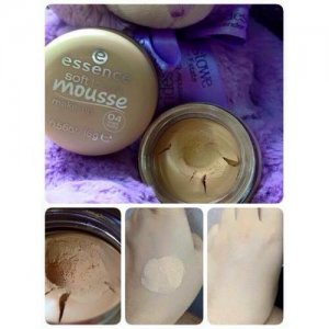Phấn tươi Essence soft touch mousse make-up