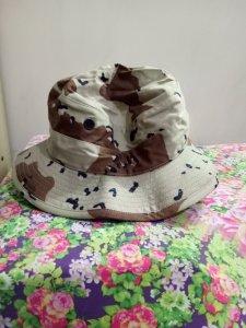 Nón HAT DESERT CAMOUFLAGE - Đồ xưa - hàng mới chưa sử dụng - hàng xách tay từ Mỹ -700k