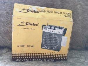Radio Chelco TP-520