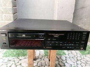 Bán CD Sony X33ES