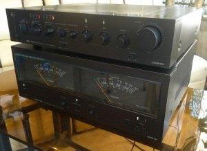 Pre & Power ONKYO P306 & M506.